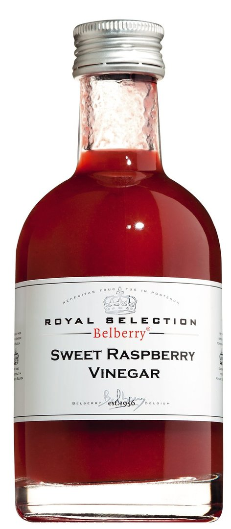 Sweet Raspberry Vinegar - Himbeeressig - Belberry - 200 ml
